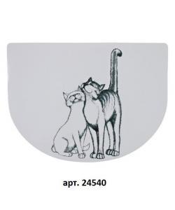 """Коврик под миску """"Pussy Cats"""" 40*30см (24540)"""