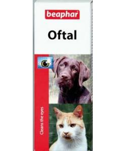 Лосьон для ухода за глазами животных (Oftal)