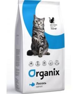 Для кошек с чувствительным пищеварением: свежий лосось (Adult Cat Fresh Salmon)