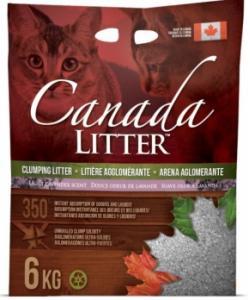 "Канадский комкующийся наполнитель ""Запах на Замке"", аромат лаванды"