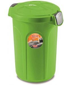 Контейнер для корма Jerry 23 л, 37*32*46 см, зеленый