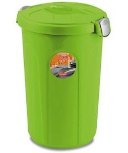 "Контейнер для корма ""Tom"",46 л, 44.5*40*61 см, зеленый,"