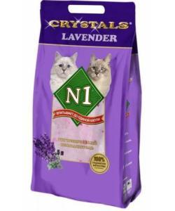 """Силикагелевый наполнитель """"Лаванда"""", 5л (Crystals Lavender): Фиолетовый"""