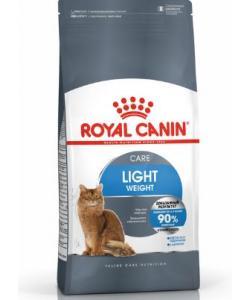 Для кошек профилактика избыточного веса: от 1 года (Light weight care)