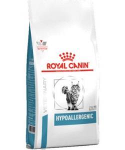 Для кошек с пищевой непереносимостью (Hypoallergenic)