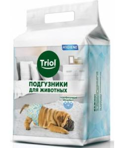 Подгузники для животных весом 2-4 кг (размер XS) 22 шт.