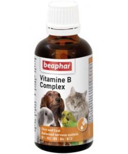 Комплекс витаминов группы В для домашних животных, Vitamine B Complex