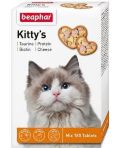 Кормовая витаминизированная добавка Микс для кошек, Kitty's Mix