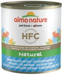 Консервы для кошек с атлантическим тунцом, Classic HFC Atlantic tuna