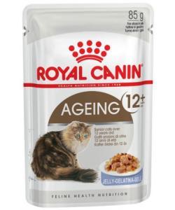 Кусочки в желе для кошек старше 12лет (Ageing+12)