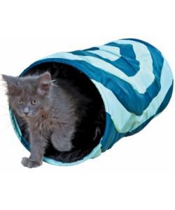 Тоннель для кошки, шуршащий, 50*25см (4301)