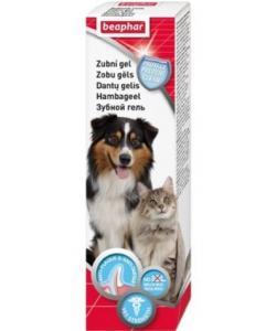 Гель для чистки зубов у кошек и собак