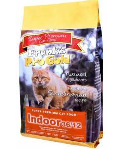 Для домашних и кастрированных кошек (Indoor 36/12)