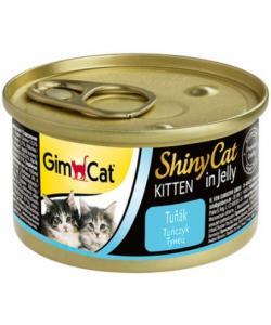 Консервы для котят из тунца