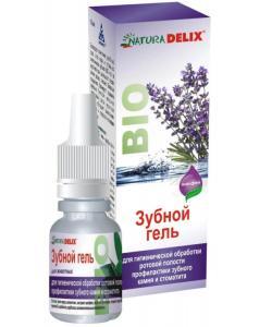 Зубной гель Natura Delix BIO, для животных