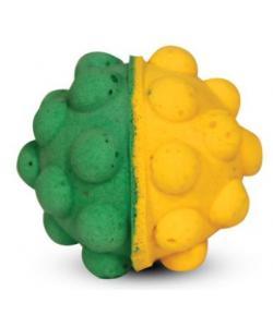 """Игрушка для кошек """"Мяч-мина"""" двухцветный, d4,5см, 4шт."""