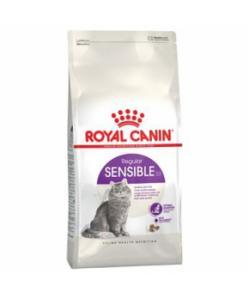 Для кошек с чувствительным пищеварением:1-7 лет (Sensible 33)