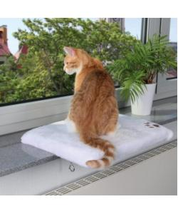 Лежак для кошки на подоконник, 51*36см (4328)