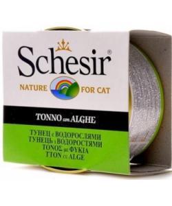 Консервы для кошек с тунцом и морскими водорослями с142
