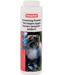Шампунь-пудра без смывания для кошек, Bea Grooming Powder for Cats