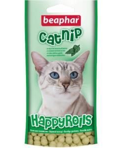 Рулеты для кошек с кошачьей мятой Happy Rolls Catnip, 80 шт