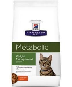 Для улучшения метаболизма (коррекции веса) у кошек (Feline Metabolic)