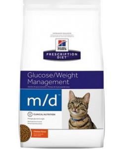 M/D для кошек лечение сахарного диабета