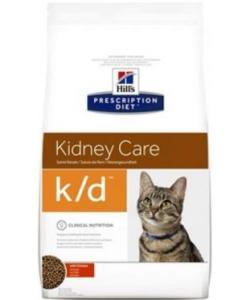 """K/D для кошек """"Лечение почек, сердца и нижнего отдела мочевыводящих путей"""", Feline (курица)"""