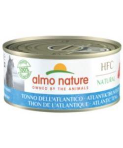 Консервы для кошек с Атлантическим Тунцом (Natural - Atlantic Tuna)