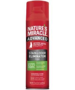 Аэрозоль-уничтожитель пятен и запахов с усиленной формулой для кошек (Cat Stain&Odor Elim)
