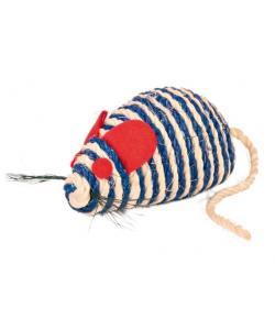 Мышь верёвочная 10см (4074)