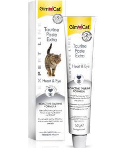 GimCat Expert Line Таурин Паста для взрослых кошек