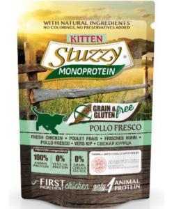Stuzzy Monoprotein консервы для котят, курица