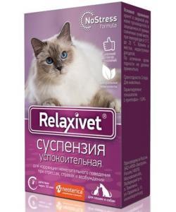 Relaxivet Суспензия успокоительная для кошек и собак, 50мл
