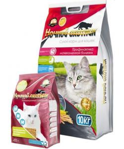 "Сухой корм для кошек, ""Профилактика МКБ"""