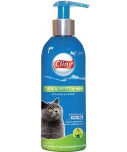 Гипоаллергенный шампунь для кошек