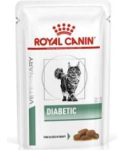 Кусочки в желе для кошек при сахарном диабете (Diabetic S/O)