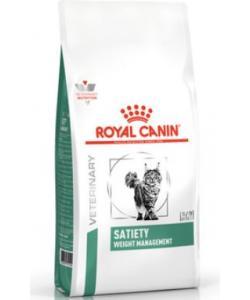 Сухой корм для кошек - контроль веса, Satiety management