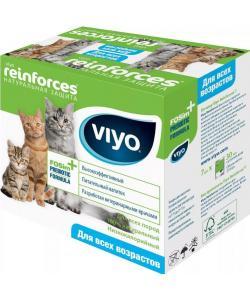 Напиток-пребиотик для кошек всех возрастов 7х30 мл (Reinforces All Ages CAT )
