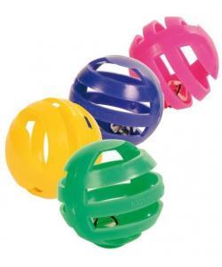 Набор пластиковых игрушек 4 шт. Ф 4см (4521)