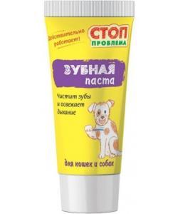 СтопПроблема Зубная паста для собак и кошек