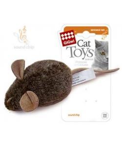 Мышка с музыкальным механизмом 15 см (75101)