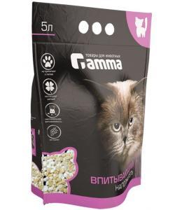 Впитывающий наполнитель Gamma 5л