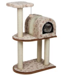 Игровой комплекс для кошек 60*40*96 см (СТ58)