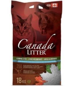 """Канадский комкующийся наполнитель """"Запах на Замке"""", аромат детской присыпки  (Scoopable Litter)"""