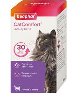Успокаивающее средство для кошек Cat Comfort Сменный блок 48мл для диффузора