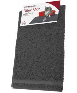 Коврик для туалета 40*50 см (Medium Rubber Litter Mat)