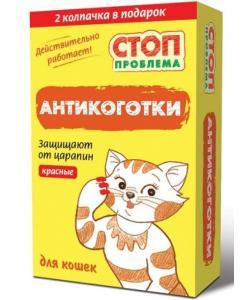 СтопПроблема Антикоготки красные 22 шт.