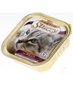 Консервы для стерилизованных кошек с курицей Mister Stuzzy Cat