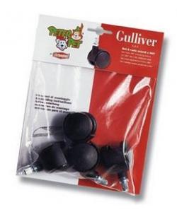 Ролики (колеса) для переноски Gulliver 1, 2, 3 (4 шт.) Set 4 360° castors